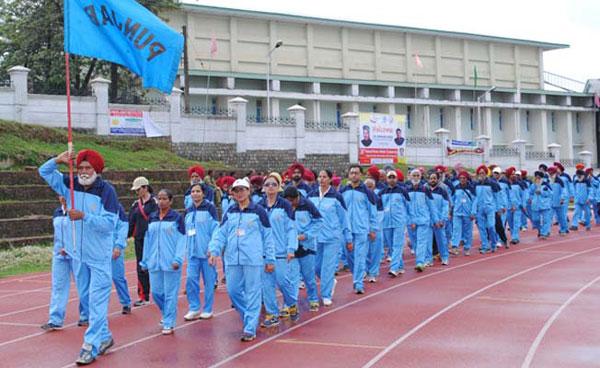 Masters Athletics Federation of India