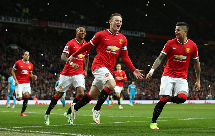 Manchester United have been named as the most valuable English Football team.
