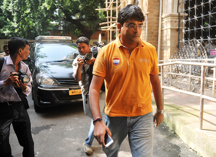 Gurunath Meiyappan was indicted in the spot-fixing verdict and has been banned for life.