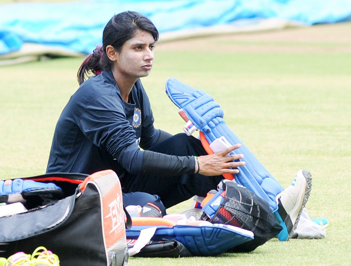 Mithali Raj was ranked as the No 1 player in 2004.