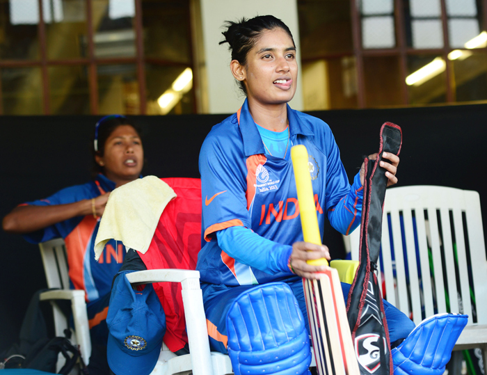 Mithali Raj has the best average among women cricketers in the world.