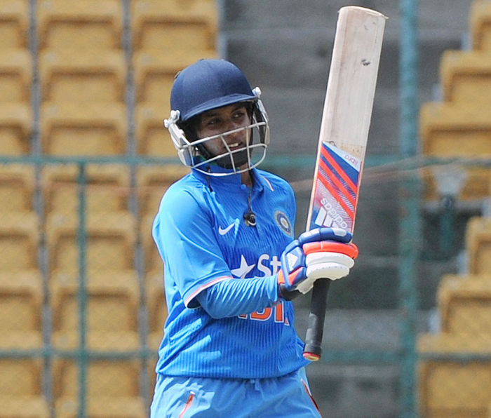 Mithali Raj held the highest individual score in Women's cricket for two years when she smashed 214 in a Test against England.