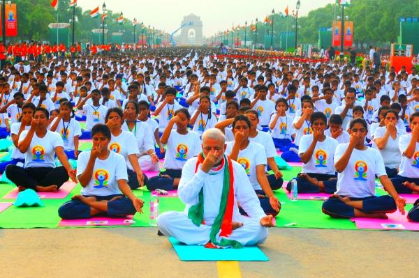modi world yoga day