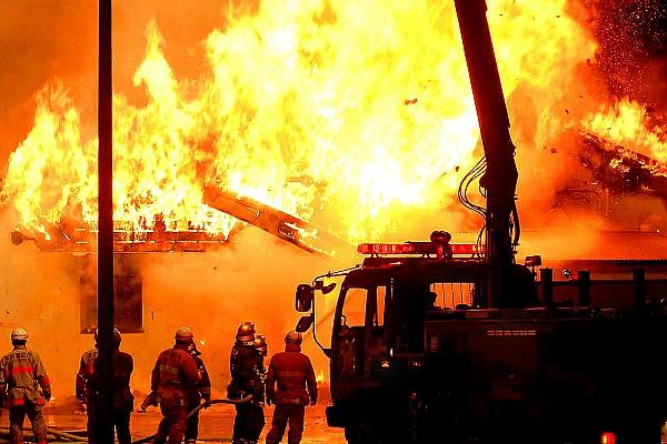 fire brigade india