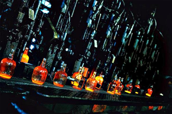 Old monk rum is struggling