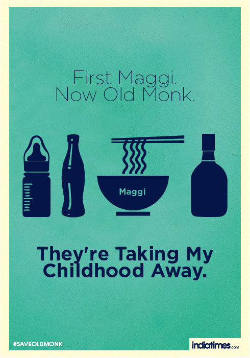 Save Old Monk