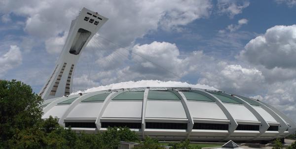 Olympic Stadium, Montreal