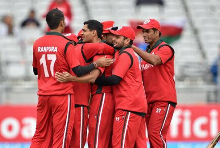 Oman created history by qualifying for an ICC event for the first time.