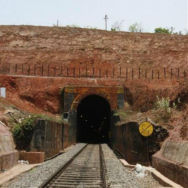 Karbude Tunnel