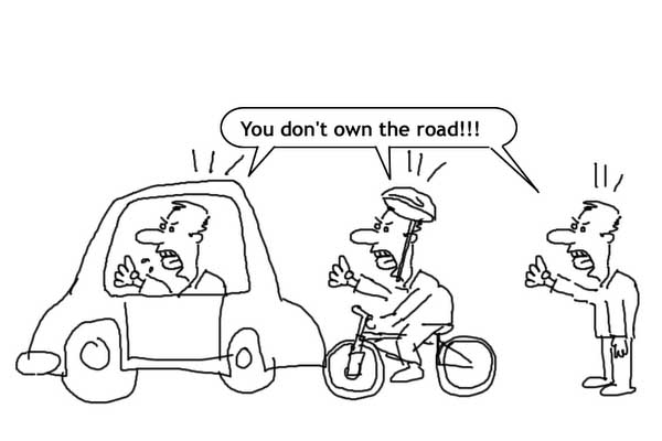 Cycling Problems In India
