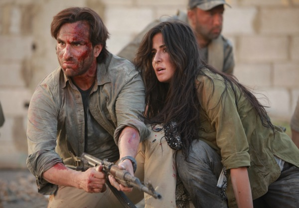 Saif-Katrina Starrer Phantom In Trouble!
