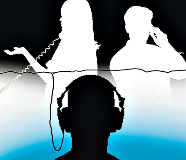 phone tapping by indian agencies