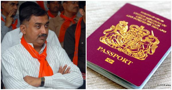 rakesh shah gujarat UK visa