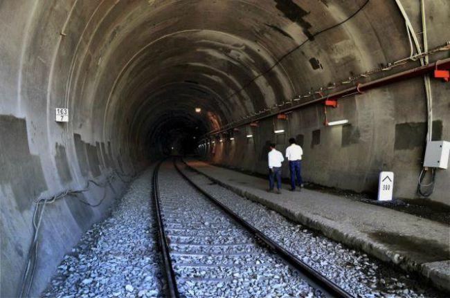 Pir Panjal Tunnel
