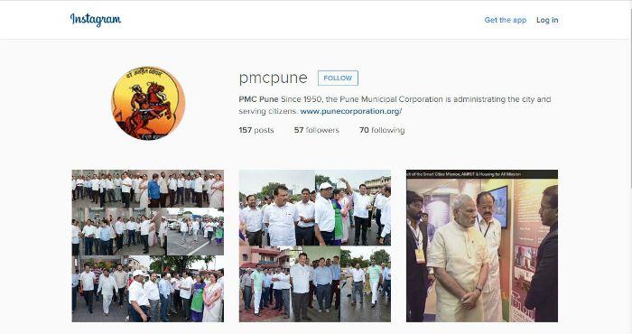 PMC Instagram Account