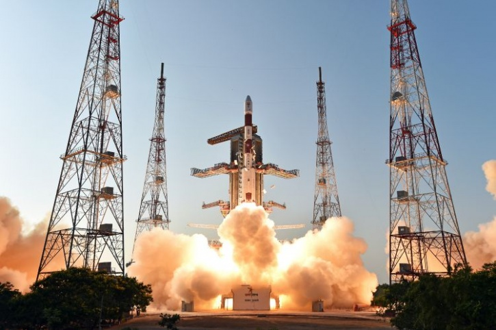 ISRO, 45 foreign launches