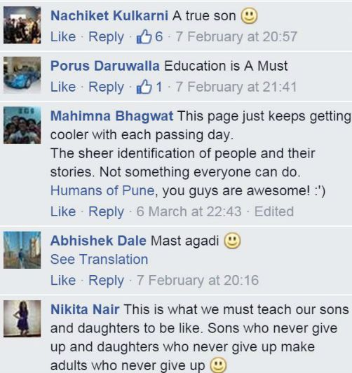 Humans of Pune