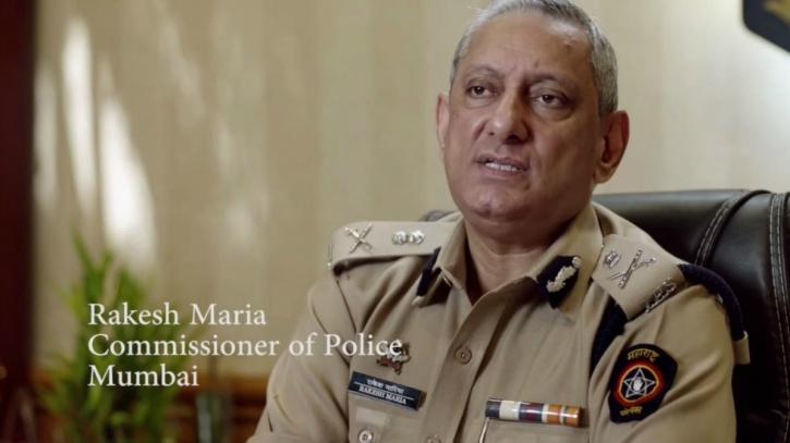 Rakesh Maria Mumabi Police Commissioner
