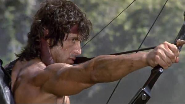 Rambo vs ISIS
