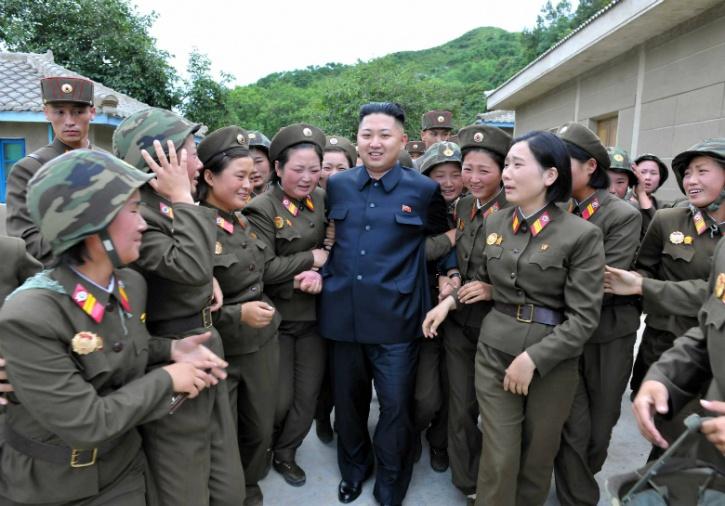 Kim Jong Un - Ladies Man