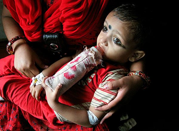 child india