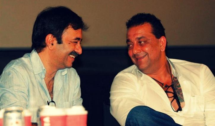 Sanjay Dutt & Hirani