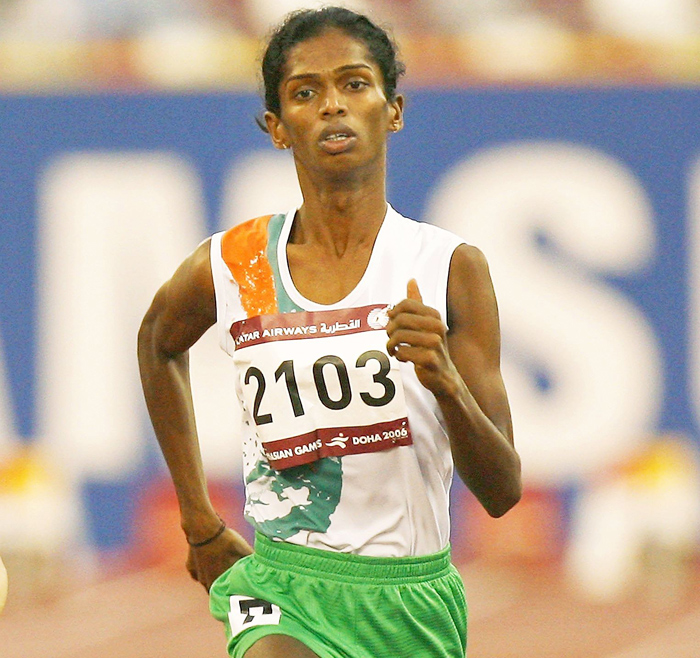 Santhi Soundarajan won the Silver medal in the 2006 Doha games but was stripped of the medal as she was a transgender.