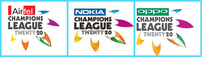 The sponsorships for the CLT20 were never stable.