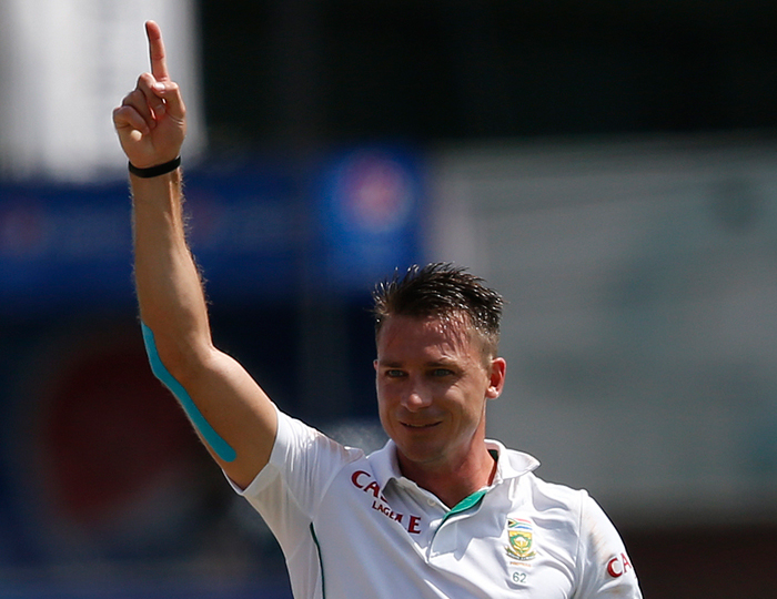 Dale Steyn's bowling has been the prime factor behind South Africa's success.