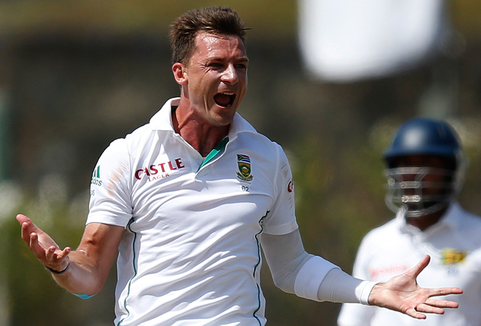 Dale Steyn has displayed remarkable consistency in the last seven years.