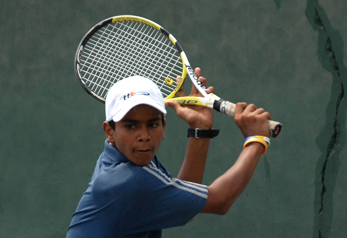 Sumit was coached by Mahesh Bhupathi and he took care of all his expenses.