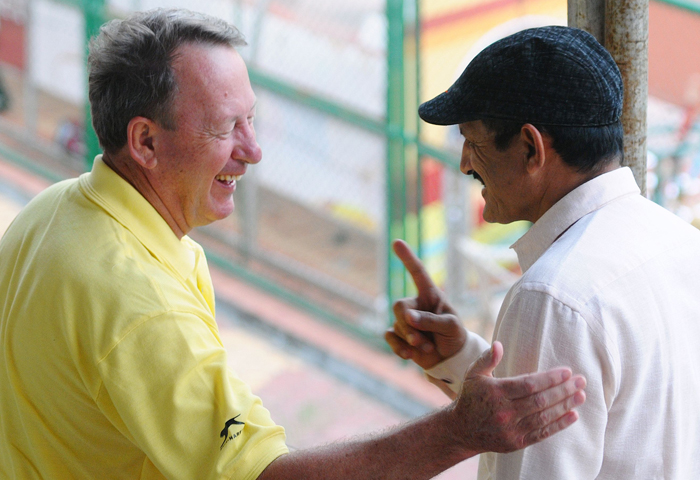 Terry Walsh, who had coached the Indian team before, also left the country on a sour note.