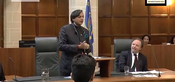 Tharoor speech 2014 Supreme Court