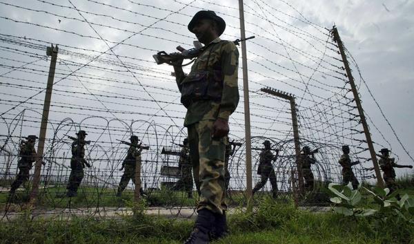 pakistan border india