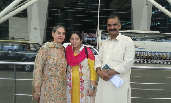 kohli family