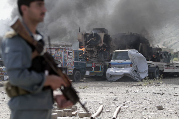 Pakistan firing india border