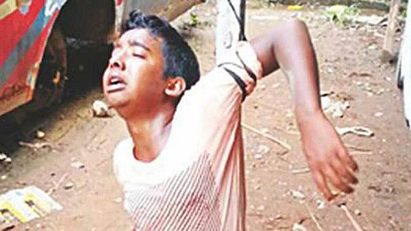 bangladesh boy beaten
