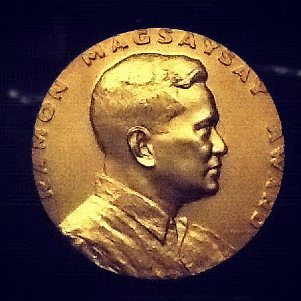 magsasay award
