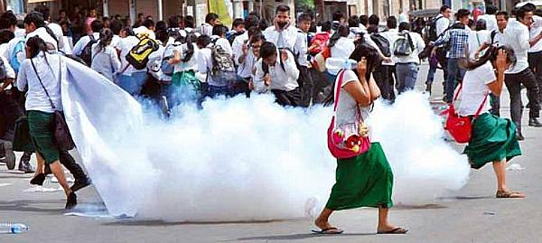 manipur ILP protest