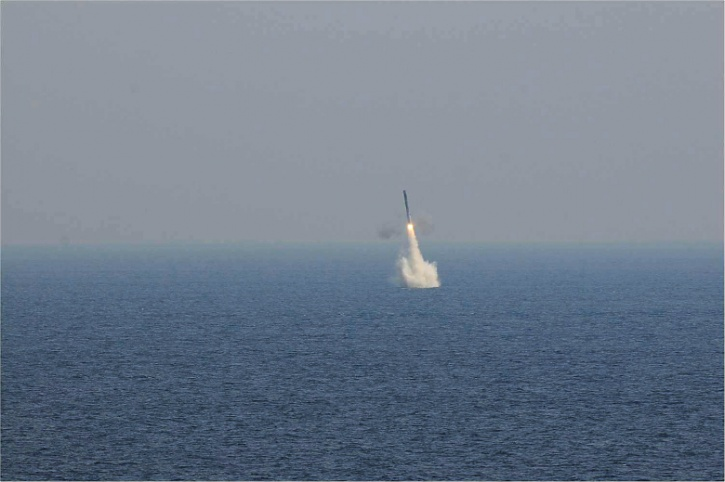 Undersea launch capability