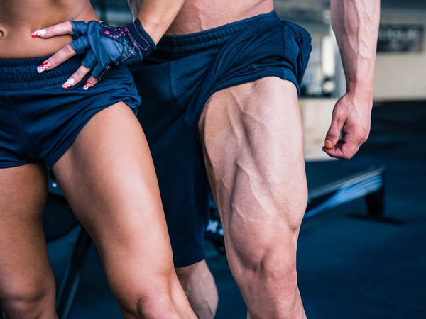 Work Those Legs