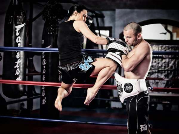 Interview With Female MMA Fighter Sanja Sučević