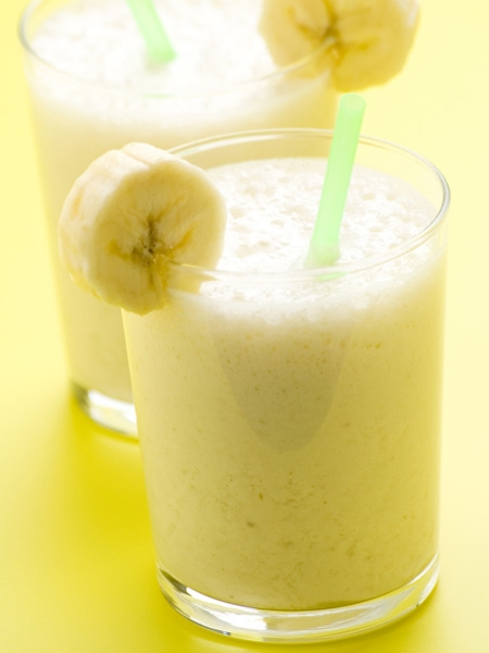 Banana & Oats Smoothie Recipe For Weight Loss