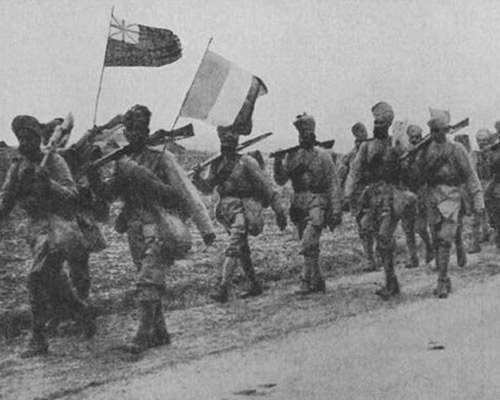 Indian Soldiers in World War