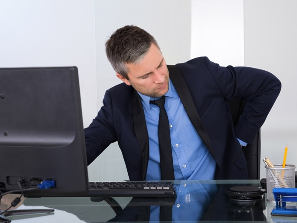 How Back Pain Affects Your Life