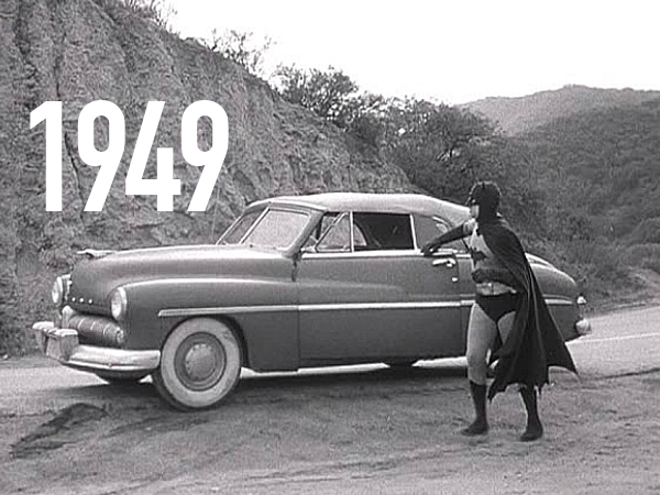 batmobile 1949