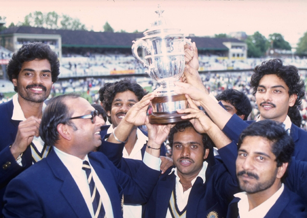 India 1983 World Cup