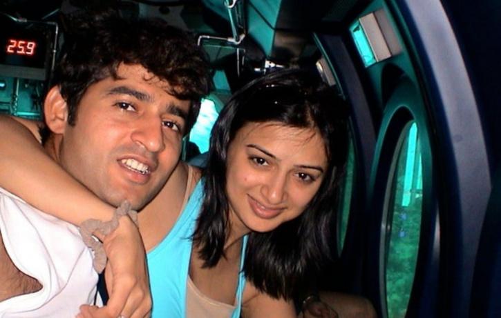 Hiten Tejwani and Gauri Pradhan