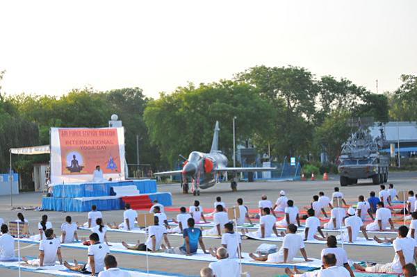 Air Force Station, Gwalior