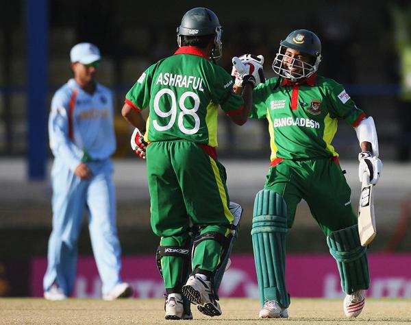 India vs Bangladesh 2007
